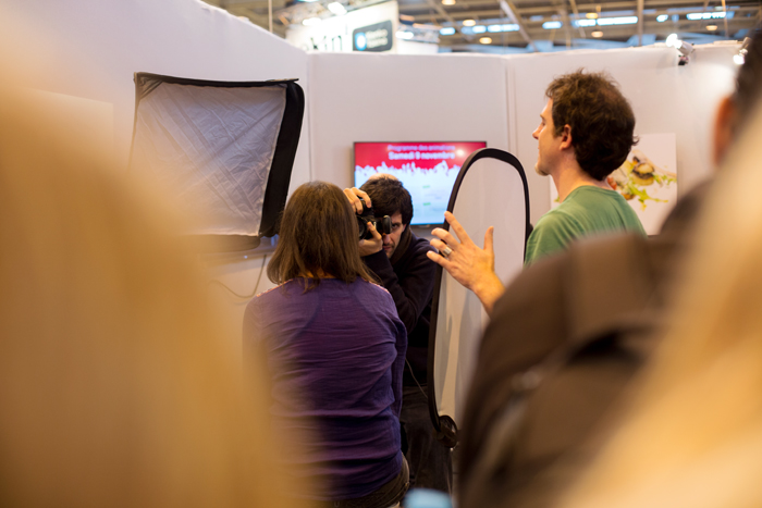 Salon de la photo 2013 - reportage
