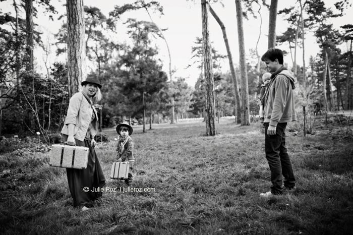 Séance Photos mises en scène famille